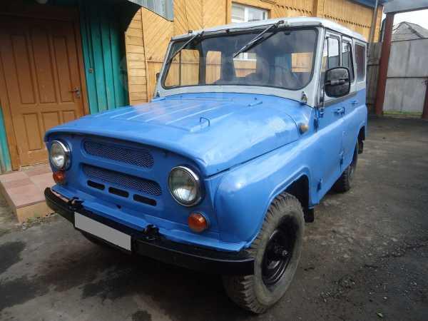 УАЗ 469, 1995 год, 80 000 руб.