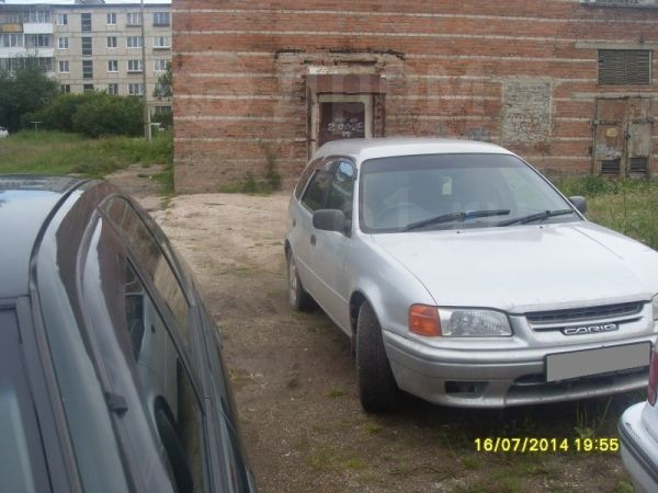 Toyota Sprinter Carib, 2000 год, 145 000 руб.