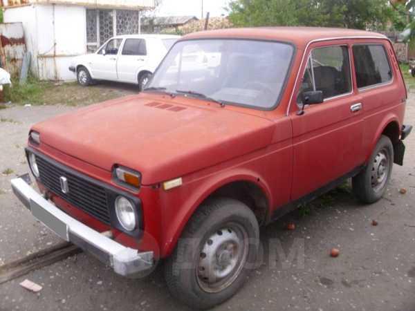 Лада 4x4 2121 Нива, 1996 год, 40 000 руб.