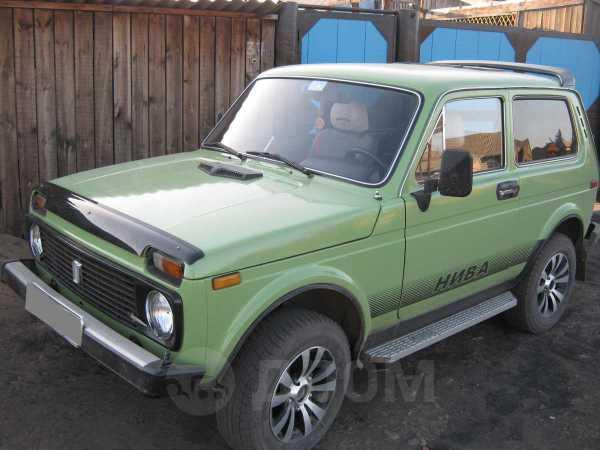 Лада 4x4 2121 Нива, 2007 год, 120 000 руб.