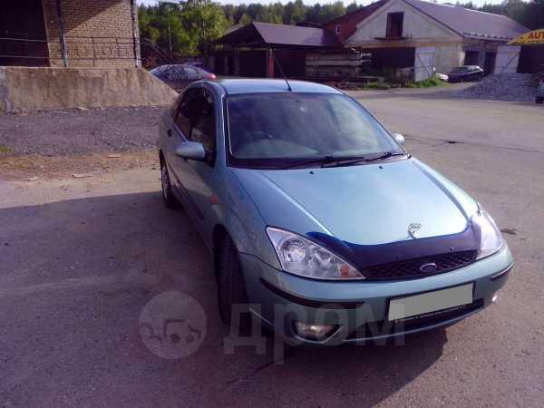 Ford Focus, 2001 год, 159 000 руб.