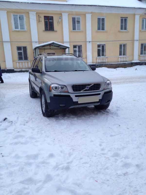 Volvo XC90, 2003 год, 505 000 руб.