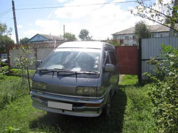 Toyota Lite Ace, 1989 год, 65 000 руб.