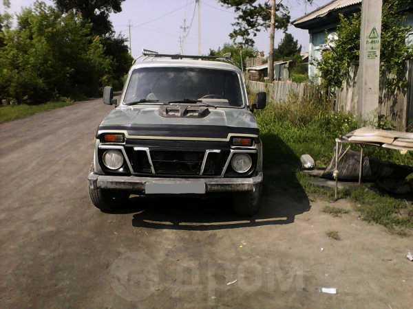 Лада 4x4 2131 Нива, 2003 год, 150 000 руб.