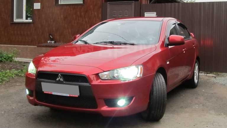 Mitsubishi Lancer, 2008 год, 495 000 руб.