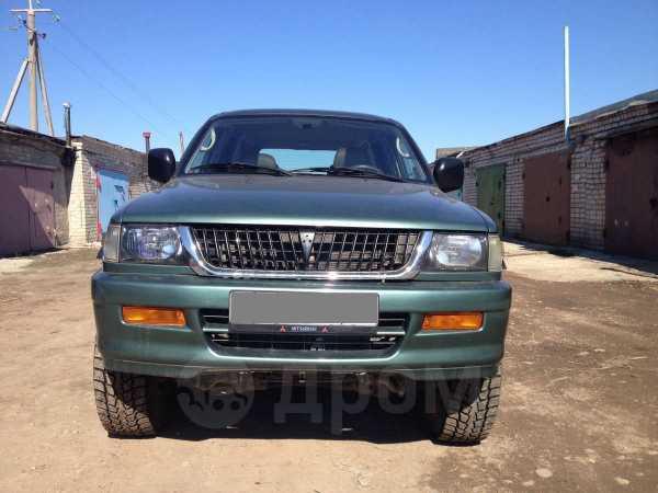 Mitsubishi Montero Sport, 1997 год, 360 000 руб.