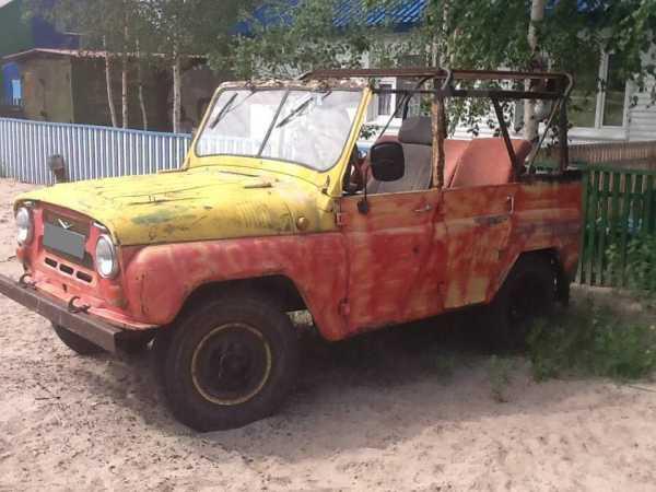 УАЗ 469, 1994 год, 50 000 руб.