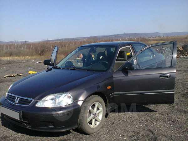 Honda Civic, 1999 год, 198 000 руб.