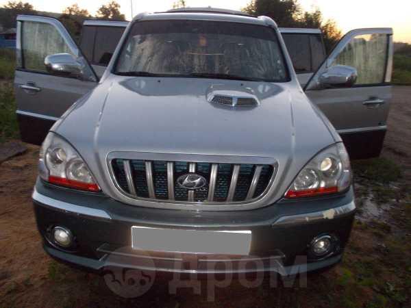 Hyundai Terracan, 2001 год, 450 000 руб.