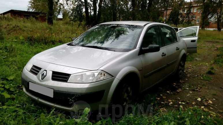 Renault Megane, 2005 год, 165 000 руб.