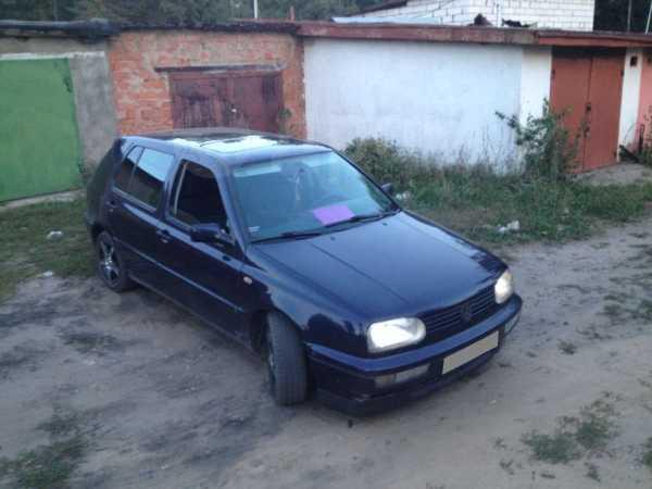Volkswagen Golf, 1997 год, 100 000 руб.