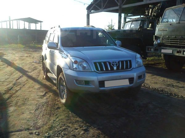 Toyota Land Cruiser Prado, 2007 год, 1 000 000 руб.