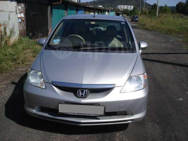 Honda Fit Aria, 2003 год, 240 000 руб.