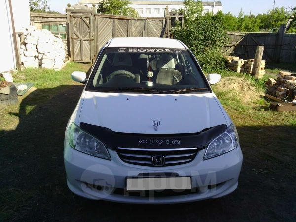 Honda Civic Ferio, 2004 год, 340 000 руб.