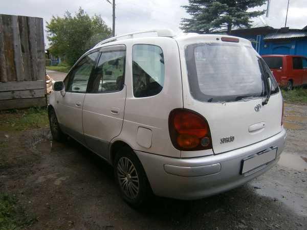 Toyota Corolla Spacio, 1997 год, 170 000 руб.