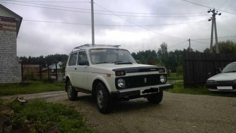 Лада 4x4 2121 Нива, 1991 год, 45 000 руб.