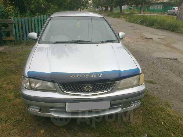 Nissan Sunny, 1998 год, 170 000 руб.