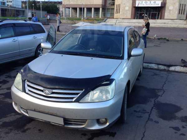 Toyota Allion, 2002 год, 340 000 руб.