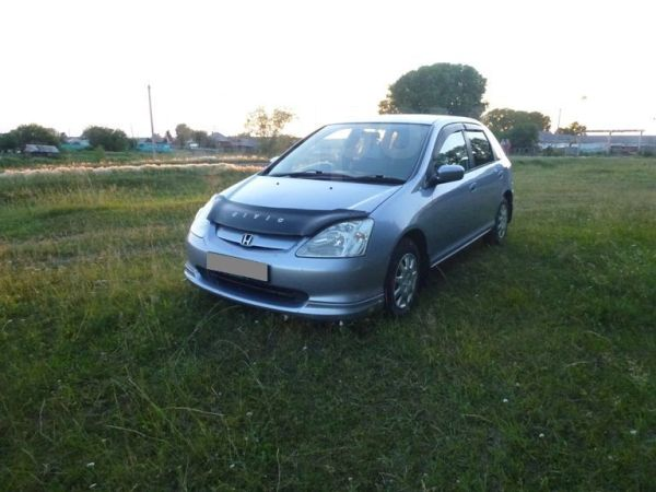 Honda Civic, 2001 год, 225 000 руб.
