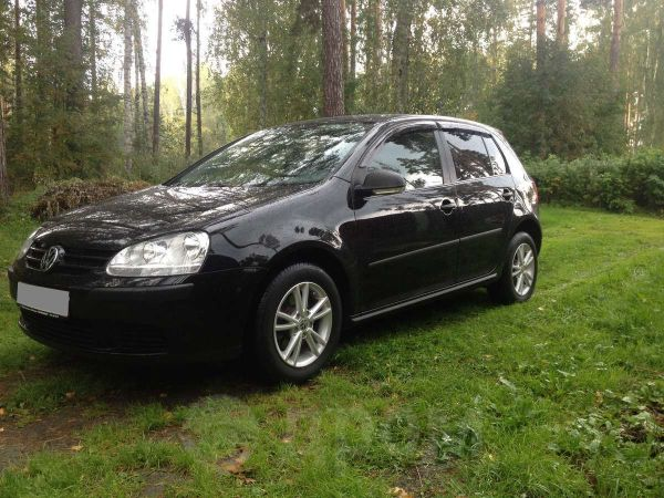 Volkswagen Golf, 2008 год, 438 000 руб.
