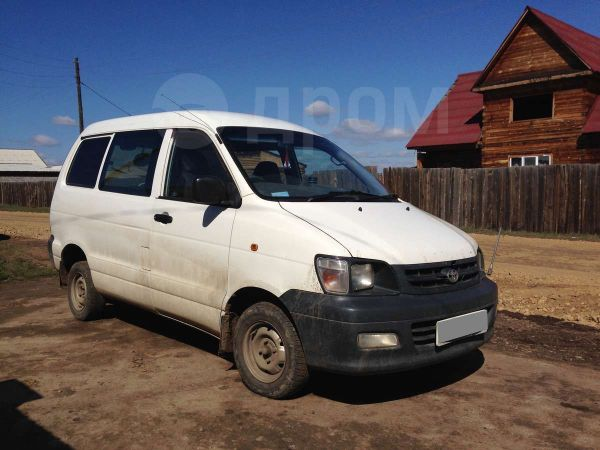 Toyota Town Ace, 1999 год, 220 000 руб.