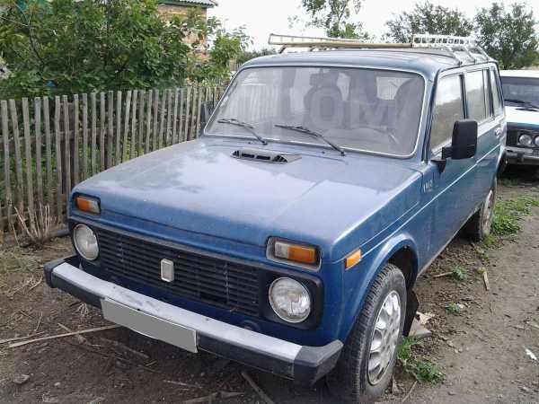 Лада 4x4 2131 Нива, 2001 год, 87 000 руб.