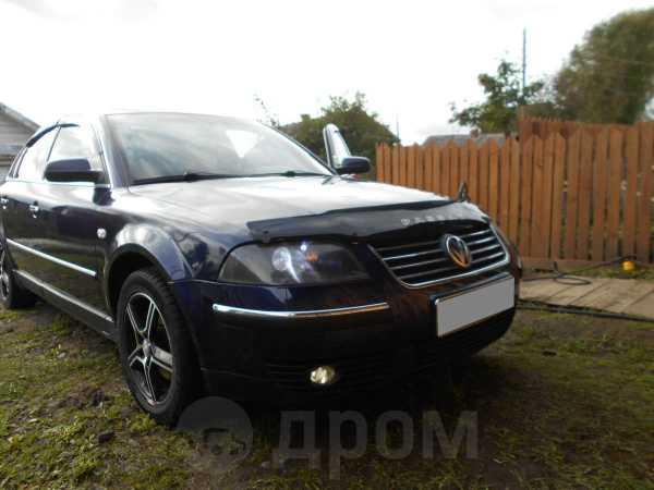 Volkswagen Passat, 2001 год, 305 000 руб.