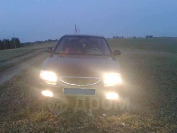 Hyundai Accent, 2004 год, 193 777 руб.