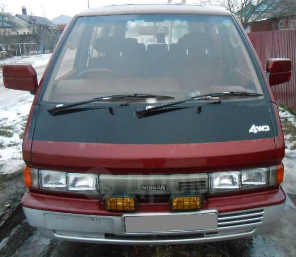 Nissan Largo, 1992 год, 160 000 руб.