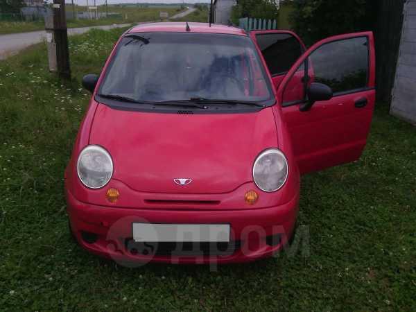 Daewoo Matiz, 2004 год, 92 000 руб.