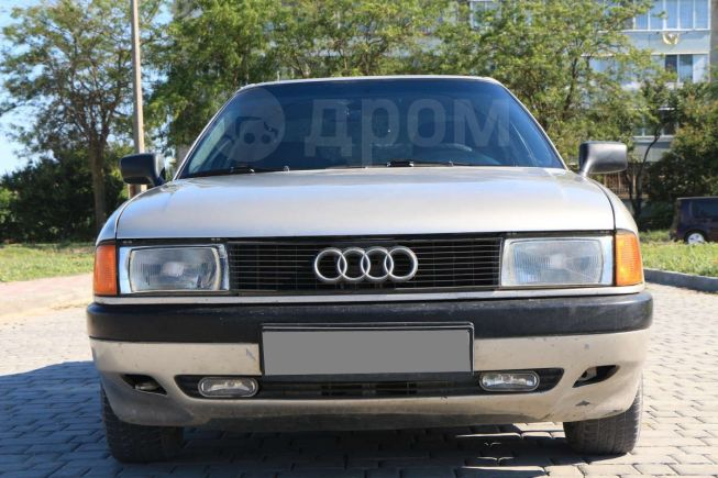 Audi 80, 1988 год, 170 000 руб.