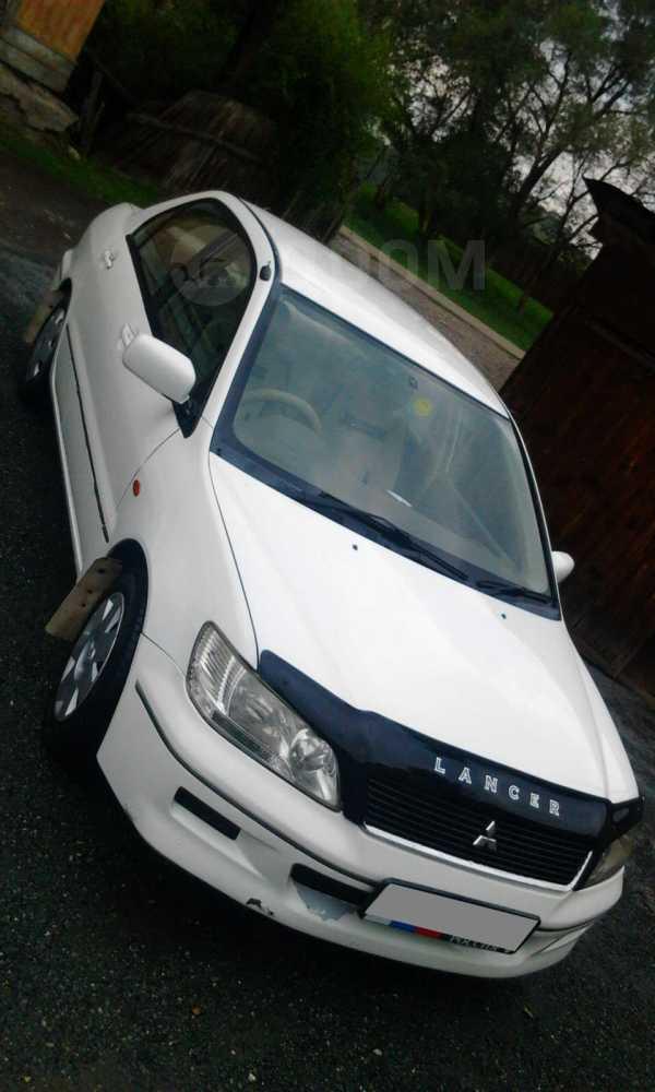 Mitsubishi Lancer Cedia, 2001 год, 185 000 руб.
