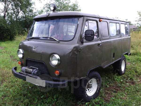 УАЗ Буханка, 1985 год, 210 000 руб.