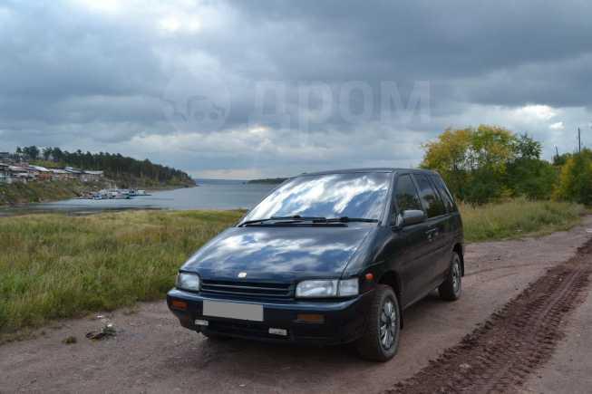 Nissan Prairie, 1991 год, 130 000 руб.