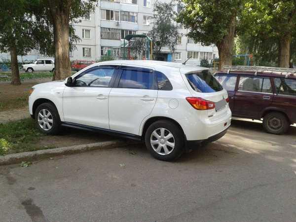 Mitsubishi ASX, 2013 год, 710 000 руб.