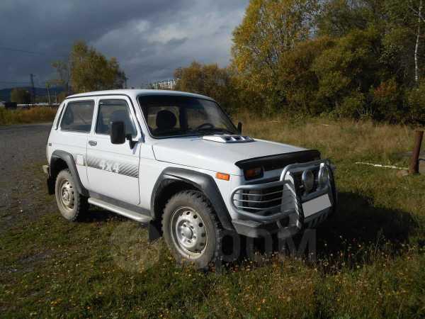 Лада 4x4 2121 Нива, 2003 год, 180 000 руб.