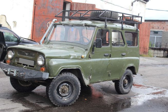 УАЗ 3151, 1991 год, 149 000 руб.