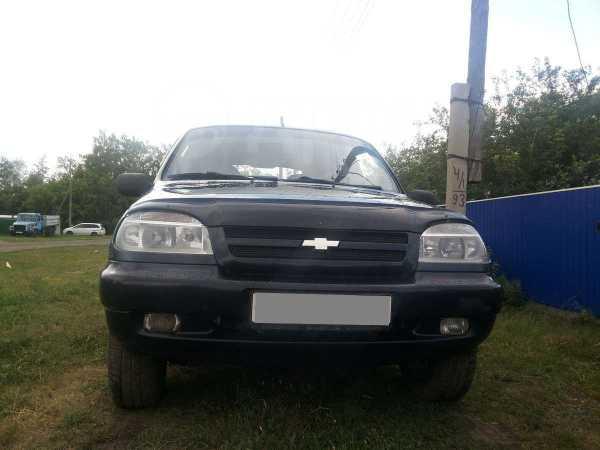 Chevrolet Niva, 2005 год, 267 000 руб.
