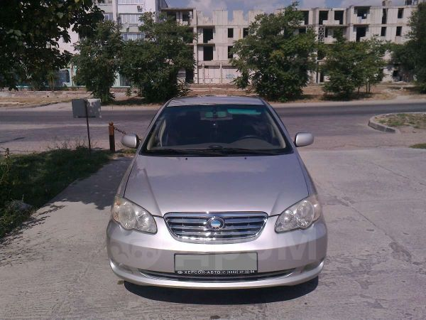 BYD F3, 2006 год, 337 491 руб.