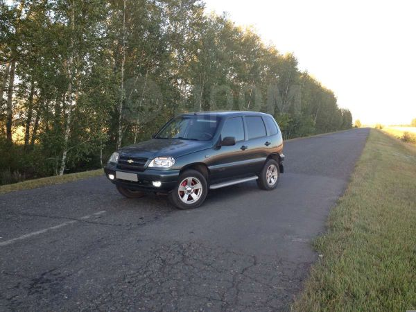 Chevrolet Niva, 2007 год, 375 000 руб.