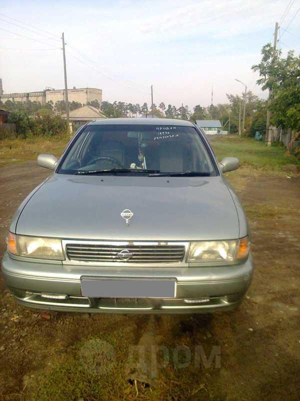 Nissan Sunny, 1993 год, 90 000 руб.
