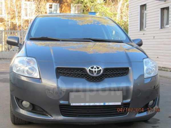 Toyota Auris, 2007 год, 447 000 руб.
