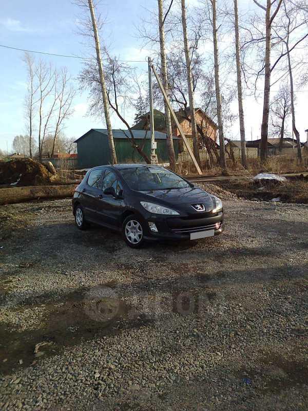 Peugeot 308, 2011 год, 355 000 руб.