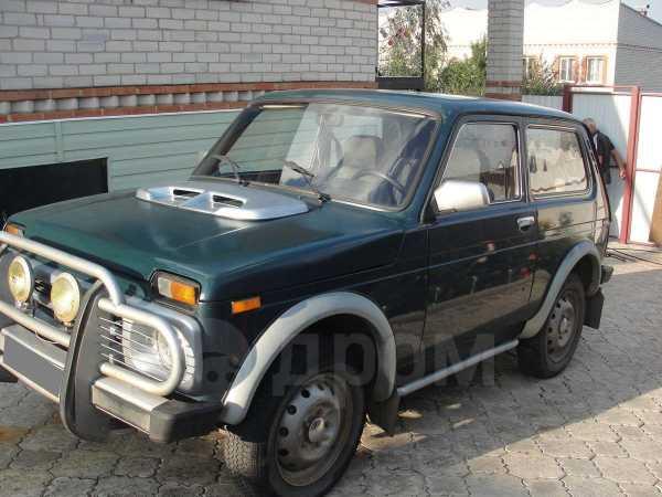 Лада 4x4 2121 Нива, 1999 год, 125 000 руб.