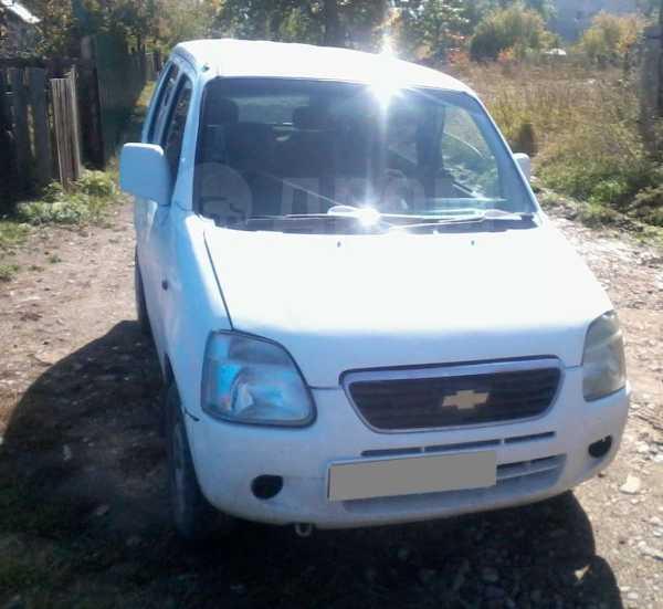 Suzuki Wagon R Solio, 2002 год, 140 000 руб.