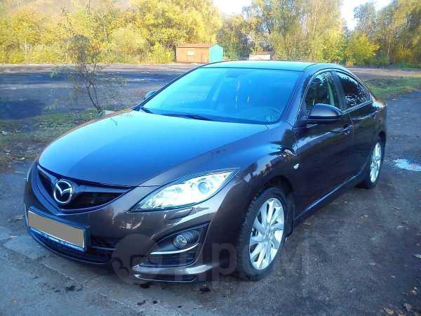 Mazda Mazda6, 2011 год, 800 000 руб.
