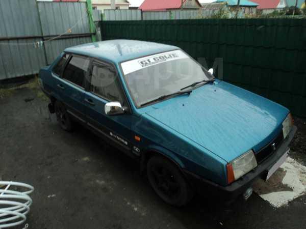 Лада 21099, 1996 год, 40 000 руб.