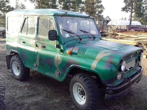 УАЗ 3151, 2002 год, 225 000 руб.