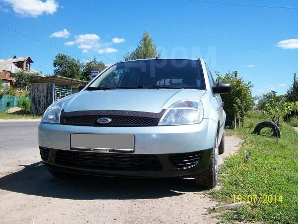 Ford Fiesta, 2005 год, 250 000 руб.