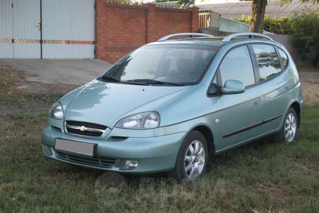 Chevrolet Rezzo, 2008 год, 340 000 руб.